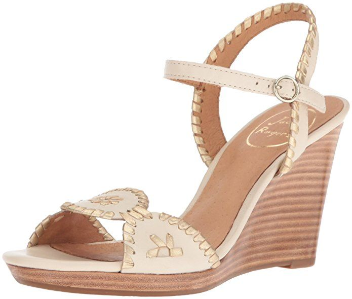 144bb58e90e Trending Sandals Nine West Women s Nordra Patent Wedge Sandal