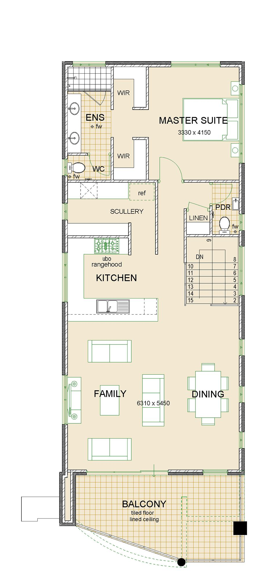 If you\'re looking at two storey, 4bedroom home, the Virage ...
