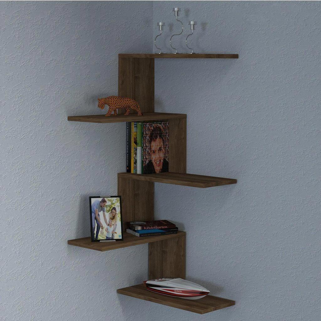 Winston White Modern Wall Shelf Authenturkish Homedecorideas With Images Modern Wall Shelf Wall Shelves Wall Shelves Design
