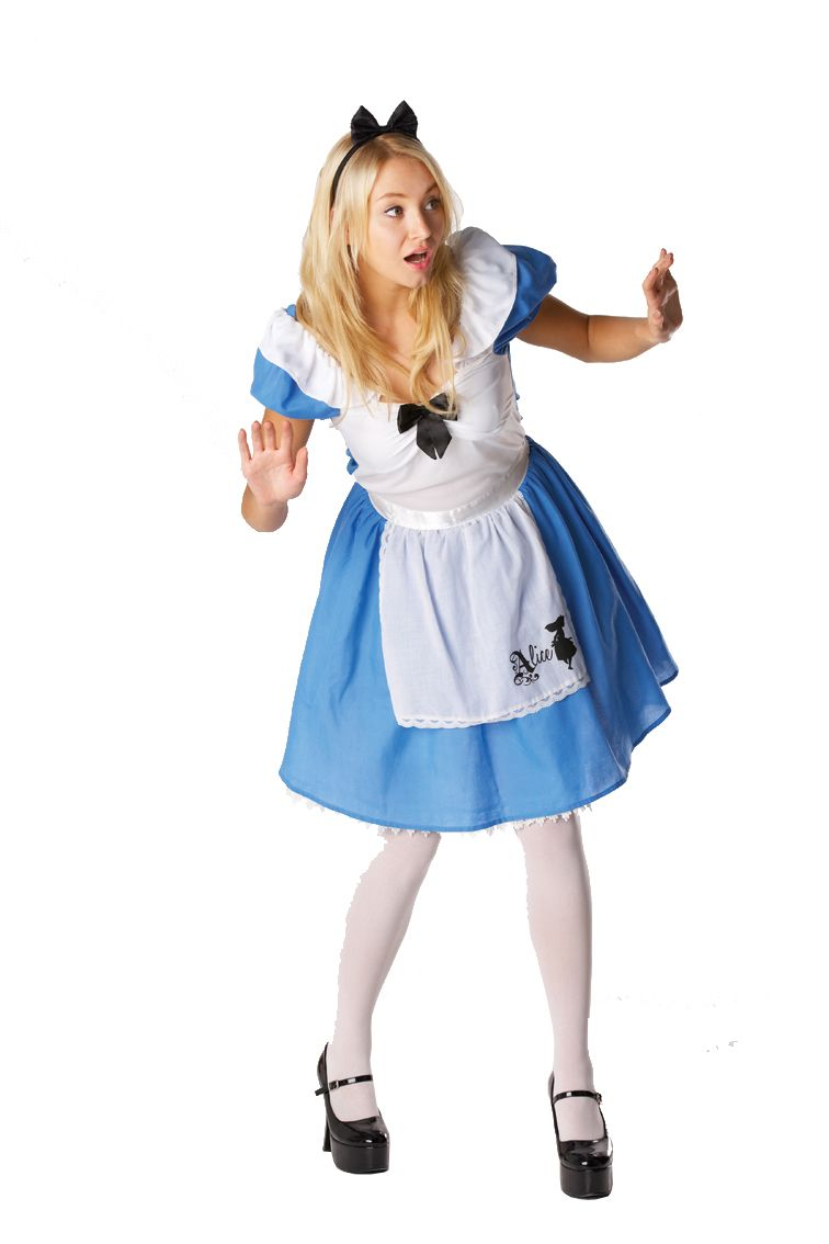 c665d47321 Disney Alice In Wonderland Costume - Disney   Cartoon Costumes at Escapade™  UK - Escapade Fancy Dress on Twitter   Escapade UK