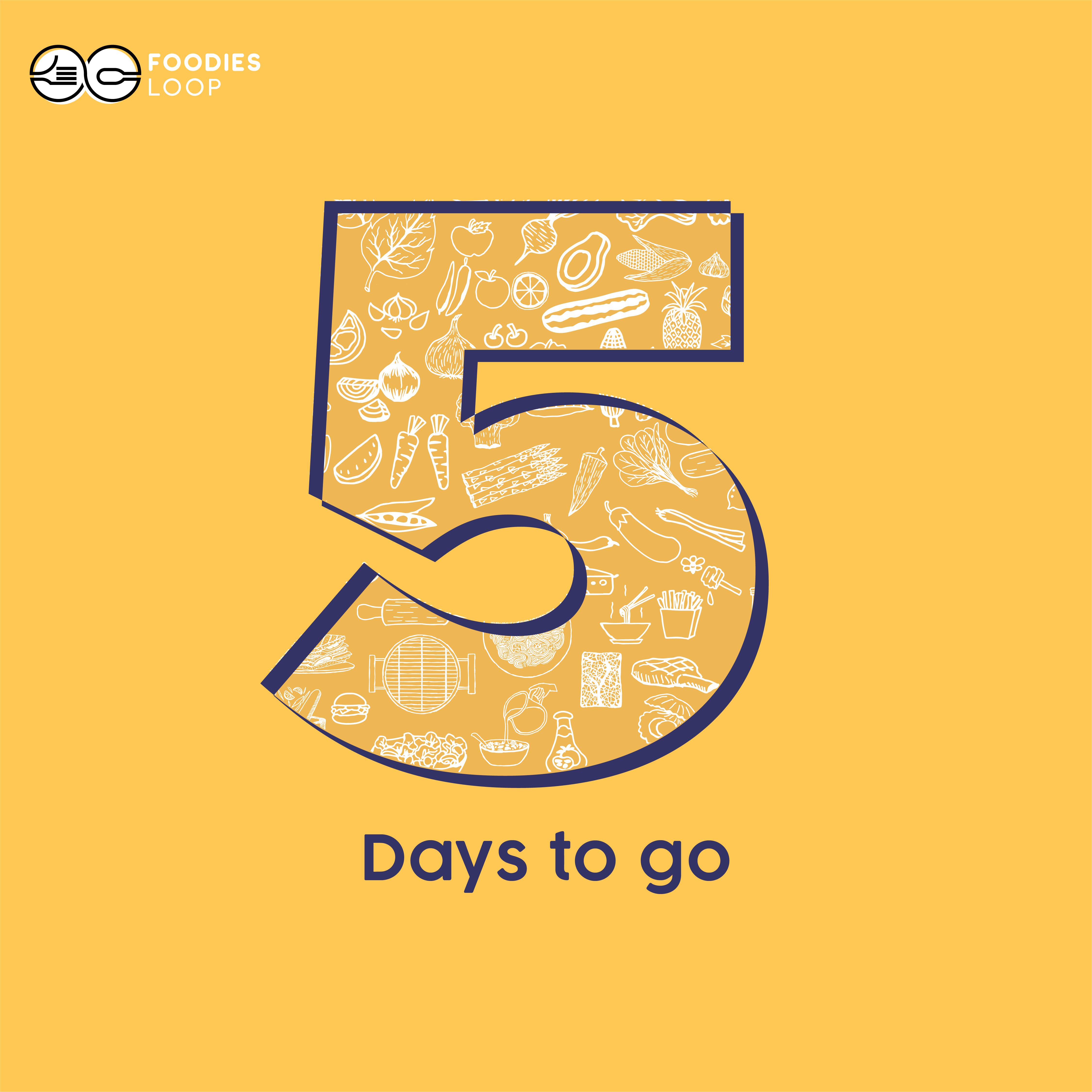 5 Days 2 Go Concept Store Art World Brand Marketing