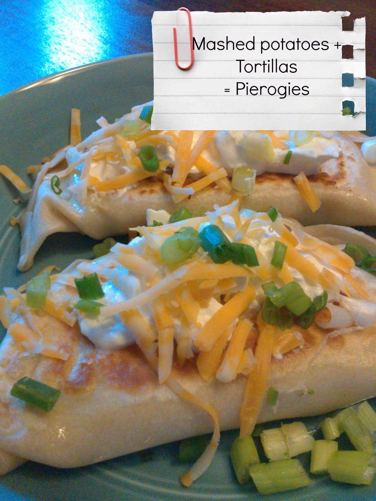 An unexpected pierogi mexican food recipes pierogies food