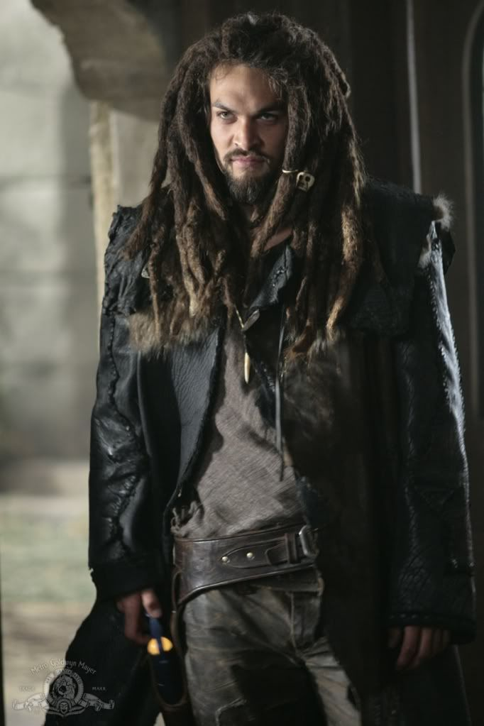 Ronon Dex of Stargate: Atlantis