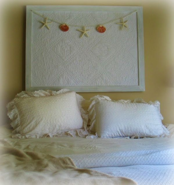 Sally Lee by the Sea Coastal Lifestyle Blog: {Best of 2011} Creating a Serene Cottage Bedroom.  More beach house decorating ideas at http://NauticalCottageBlog.com