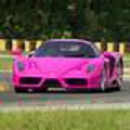 Pink Ferrari...Different #pinkferrari