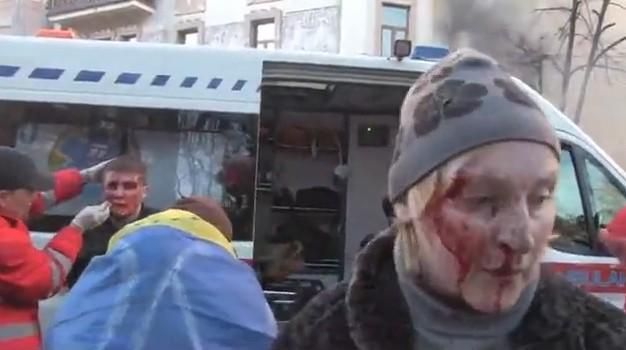 7 protesters were killed and more then 150 injured. Pray for Ukraine