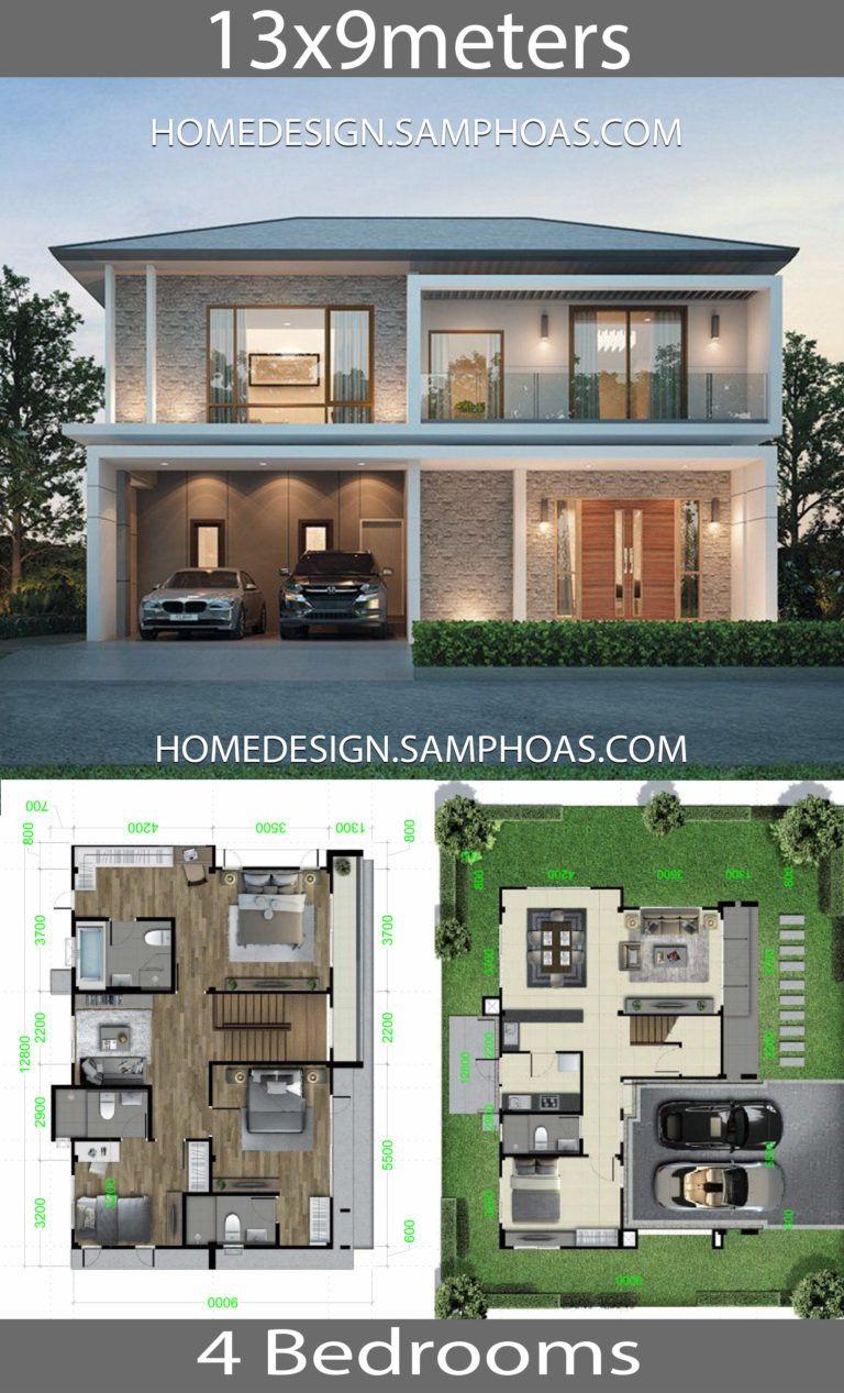 10 Best House Design Plans With Floor Plans House Plans 3d Model House Plan Home Building Design Cool House Designs