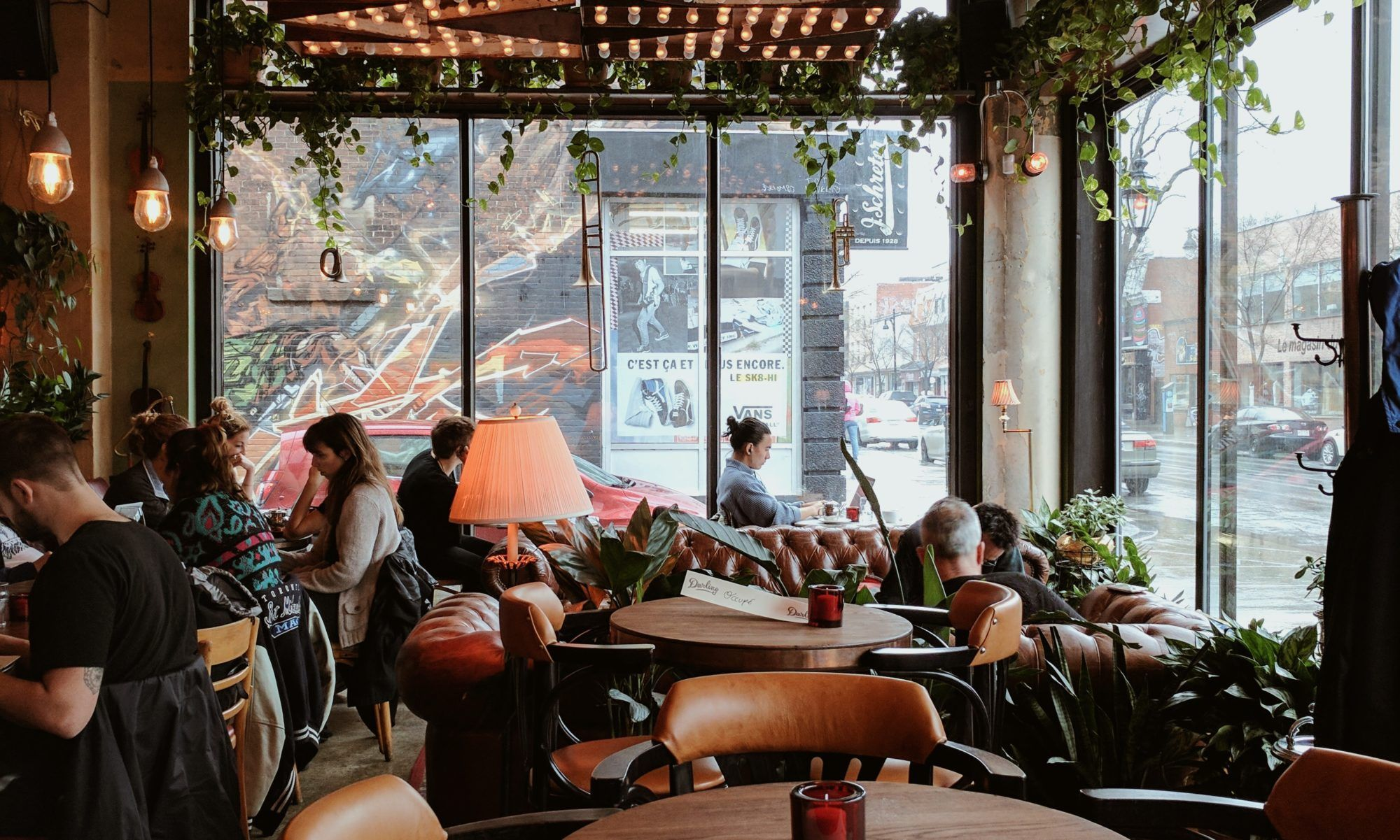 Exploring Montreal Cafes Montreal Montreal Quebec Explore