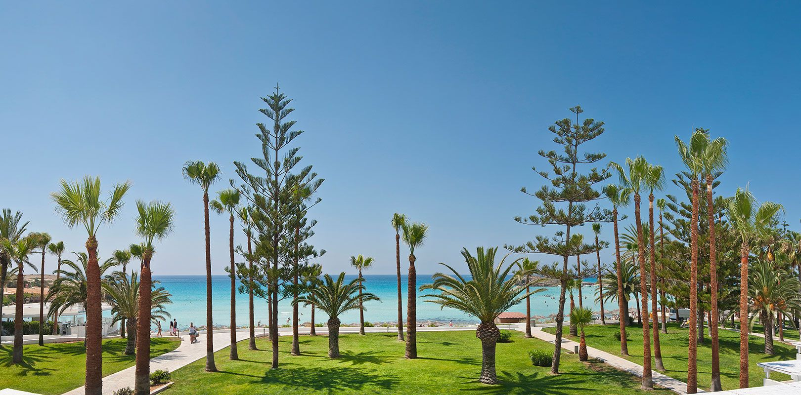 Gallerie Nissi Beach Resort Ayia Napa Zypern Places I