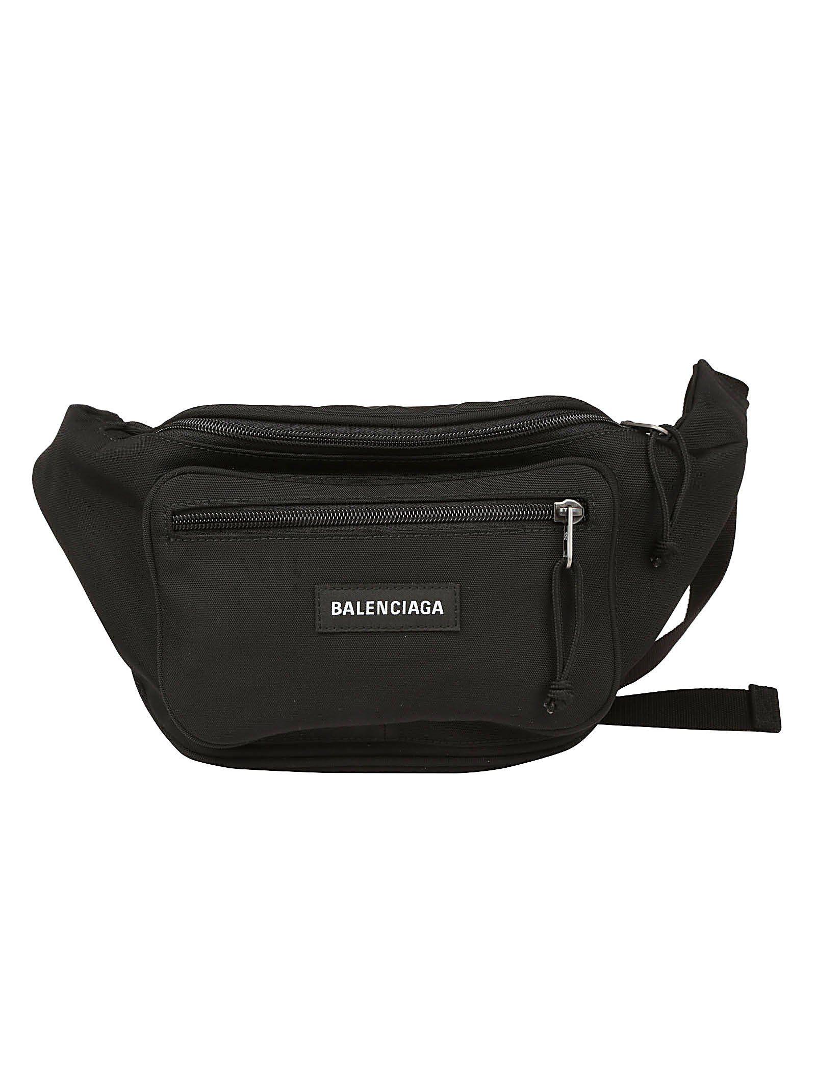 2f0af363453 BALENCIAGA BALENCIAGA EXPLORER LOGO BELT BAG. #balenciaga #bags #belt bags  #nylon