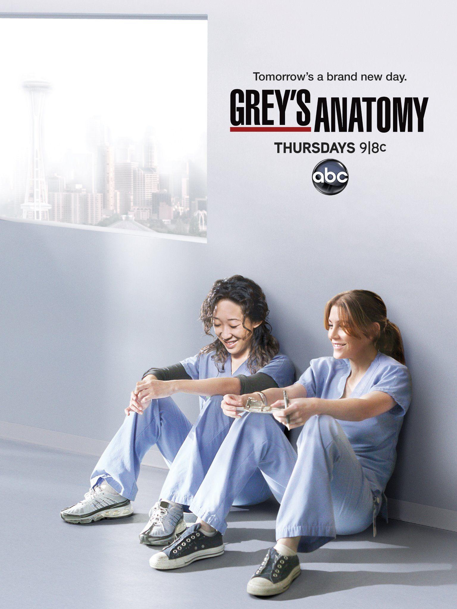 Grey\'s Anatomy on ABC   Spotlight   Pinterest   Anatomy, Grays ...