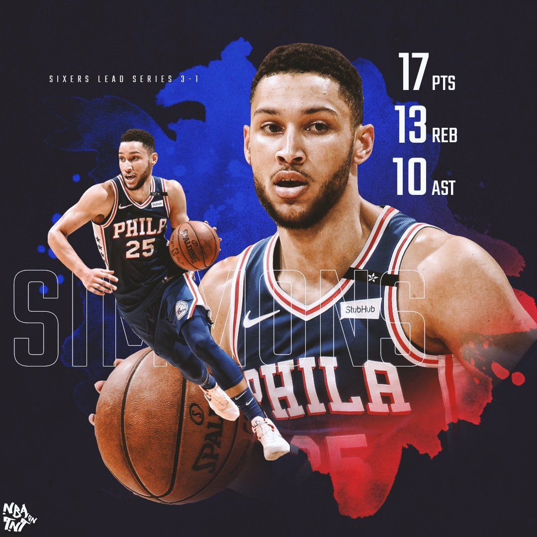 Nba On Tnt Nbaontnt Twitter Nba Basketball Pictures Ben Simmons