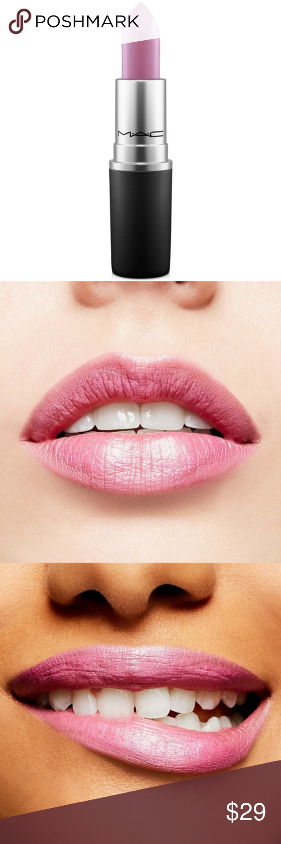 Mac Florabundi Frost Lipstick Limited Edition NIB NWT