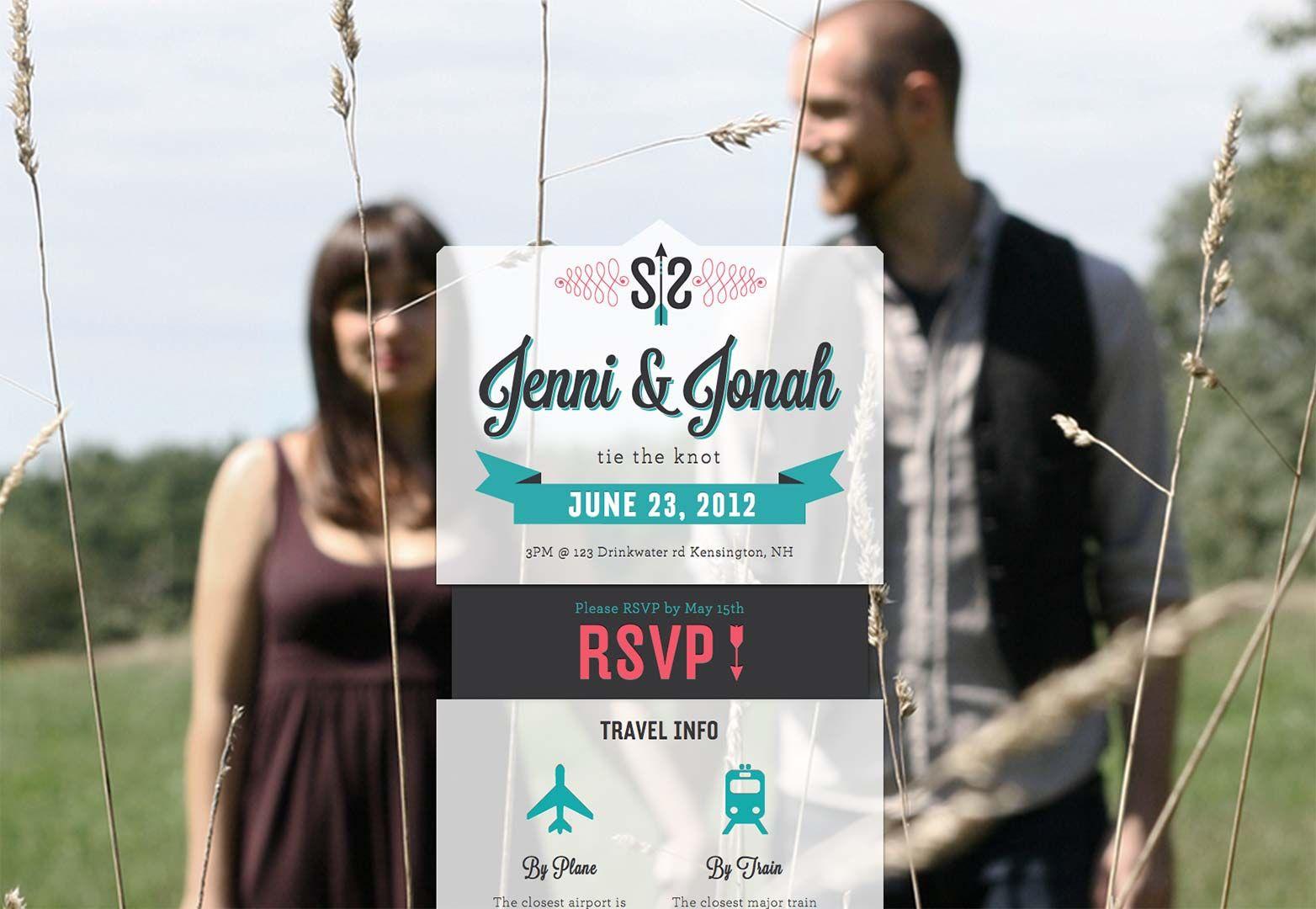 25+ wonderful wedding websites | Wedding, Free wedding websites ...