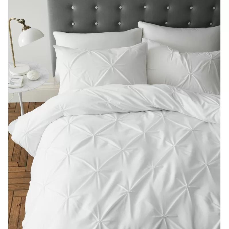 Pinch Pleat Duvet Cover Set Duvet Cover Sets Best Bedroom Colors Duvet Covers