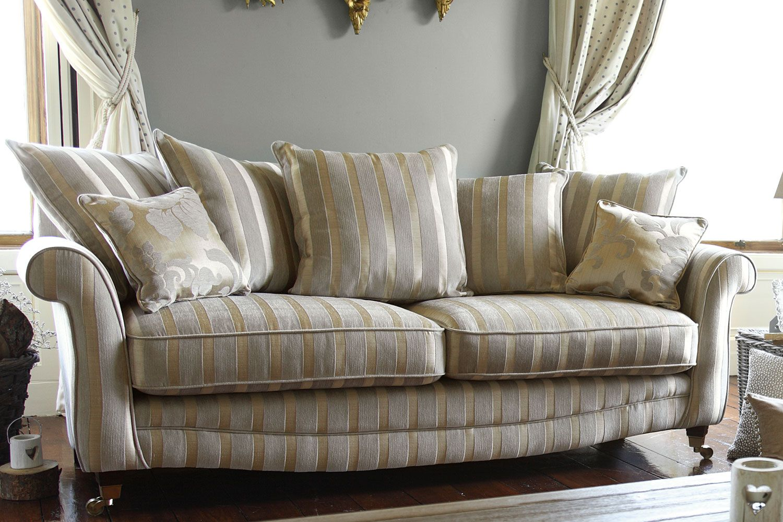 Harvey Norman - Paris 4-Seater Sofa