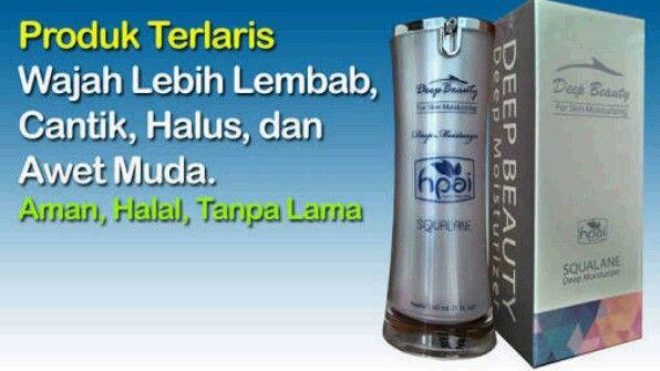 DEEP BEAUTY SQUALANE...  info lengkap kunjungi  www.hpaindonesia.biz/?ref=128 Whatsapp 082142119211 BBM 286E9F74