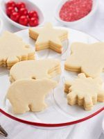 Why do Sugar Cookies Spread when Baked? #cookietips