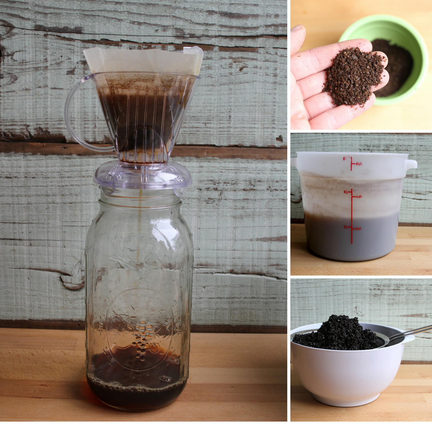 How To: Make Cold Brew + A Butter Mocha Recipe - zenbelly
