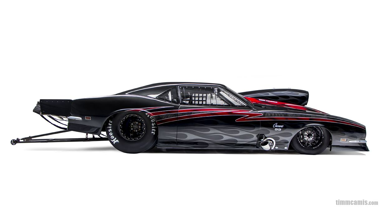 Exclusive First Look: Brian And Tyler Hard\'s McAmis-Built Pro Mod ...