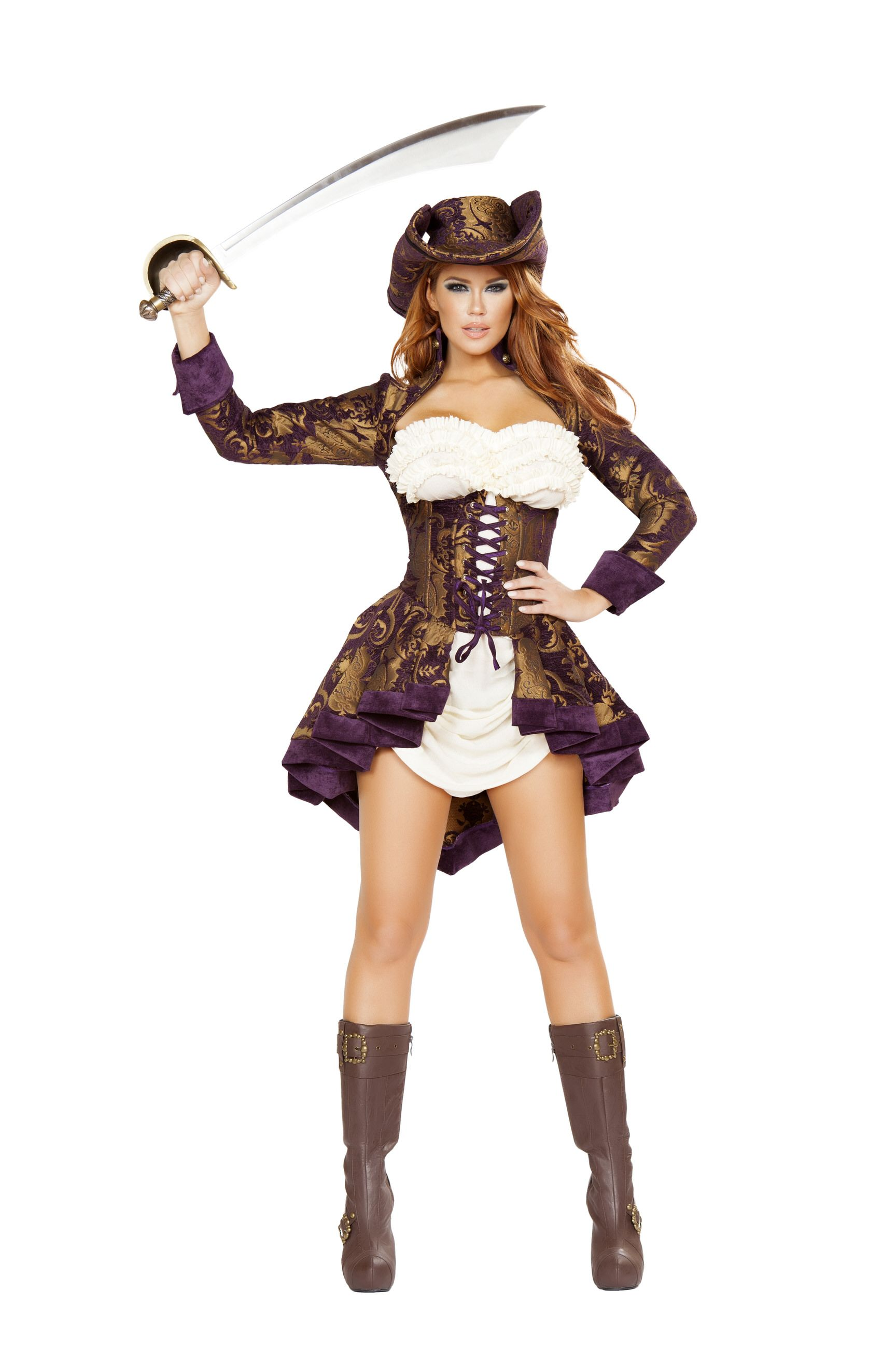 adult classy pirate woman costume in 2018 | i <3 halloween