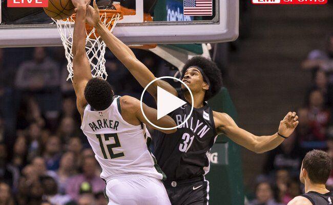 Brooklyn Nets vs Milwaukee Bucks Reddit NBA Live Stream ...