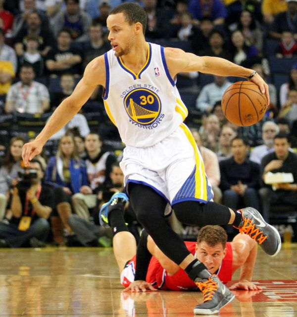 Warriors Record Without Stephen Curry 2017: Stephen Curry Crossovers