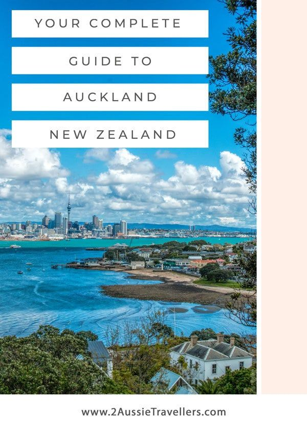 A visitors guide to auckland, new zealand | new zealand.