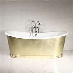 Elegant Clawfoot Tub And Bateau Cast Iron Clawfoot Bathtub For Sale Online At  Lowest Prices From Penhaglion.