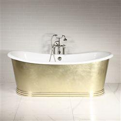 Clawfoot Tub And Bateau Cast Iron Clawfoot Bathtub For Sale Online