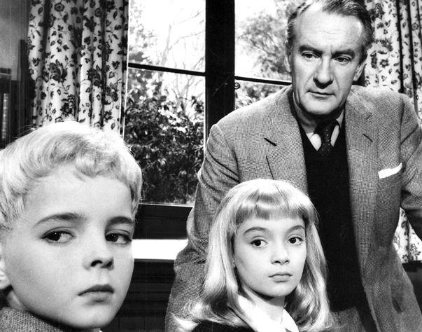 El Pueblo De Los Malditos Village Of Damned 1960 Best Classic Movies Science Fiction Film Turner Classic Movies