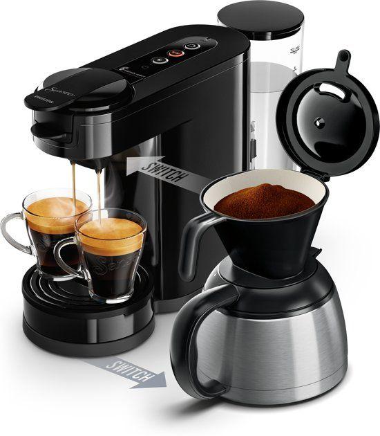 New Senseo Coffee Machine Quadrante By Philips