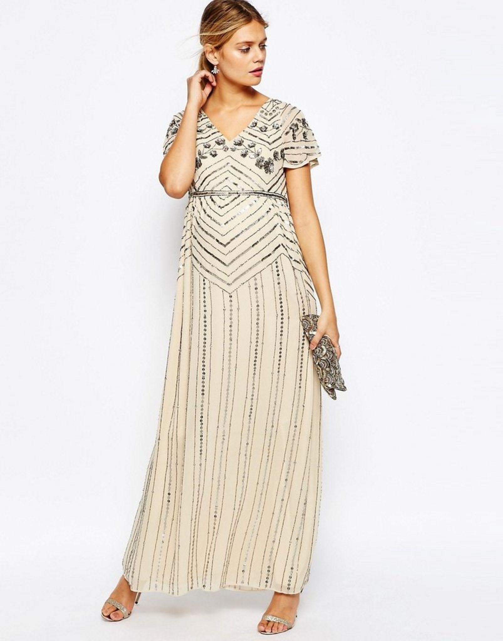 maternity dress wedding guest  how to dress for a wedding Check