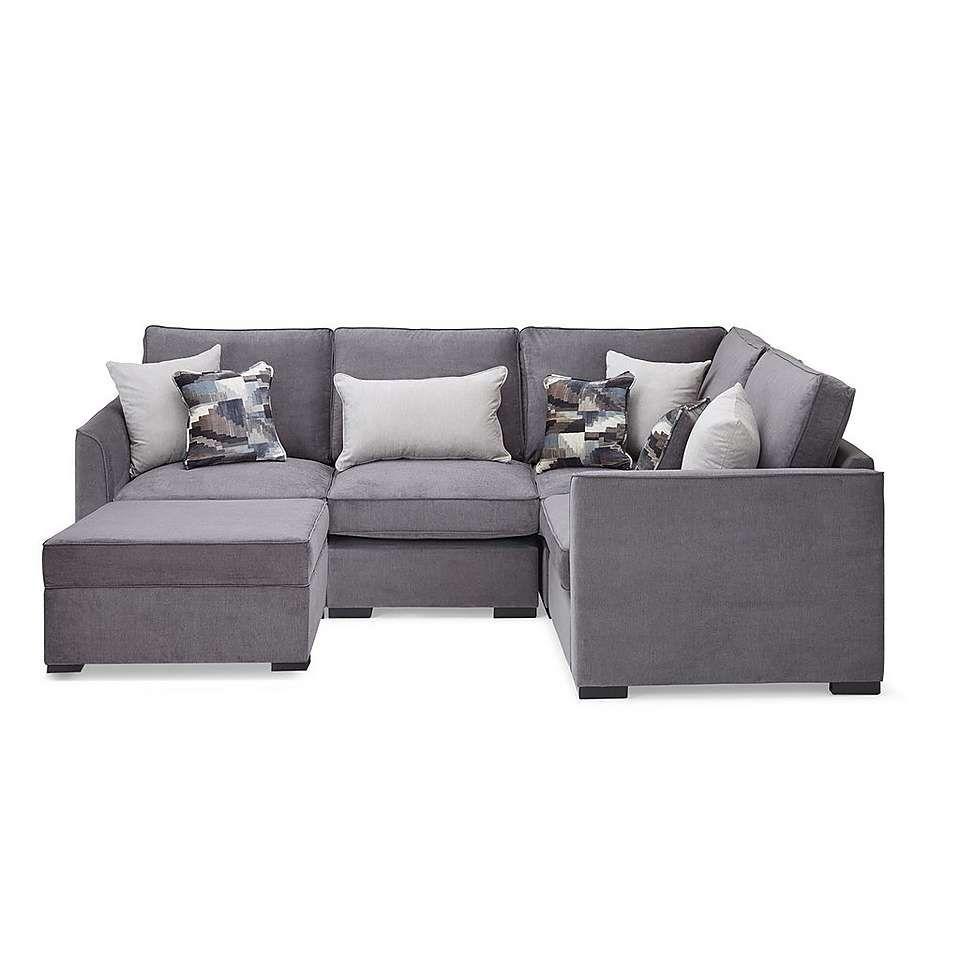 Lucas Modular Sofa Collection Dunelm