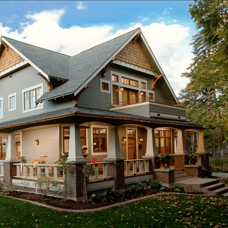 House · craftsman style homes exterior ideas