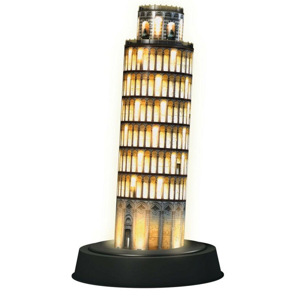 Ebay Sponsored Ravensburger 125159 Puzzle 3d Pisaturm Bei Nacht 216 Teile 3d Puzzel Eiffelturm Nacht Pisa