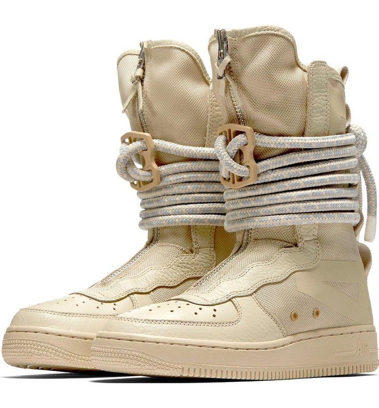 Nike SF Air Force 1 High Top Sneaker (Women)  82eafcd2f