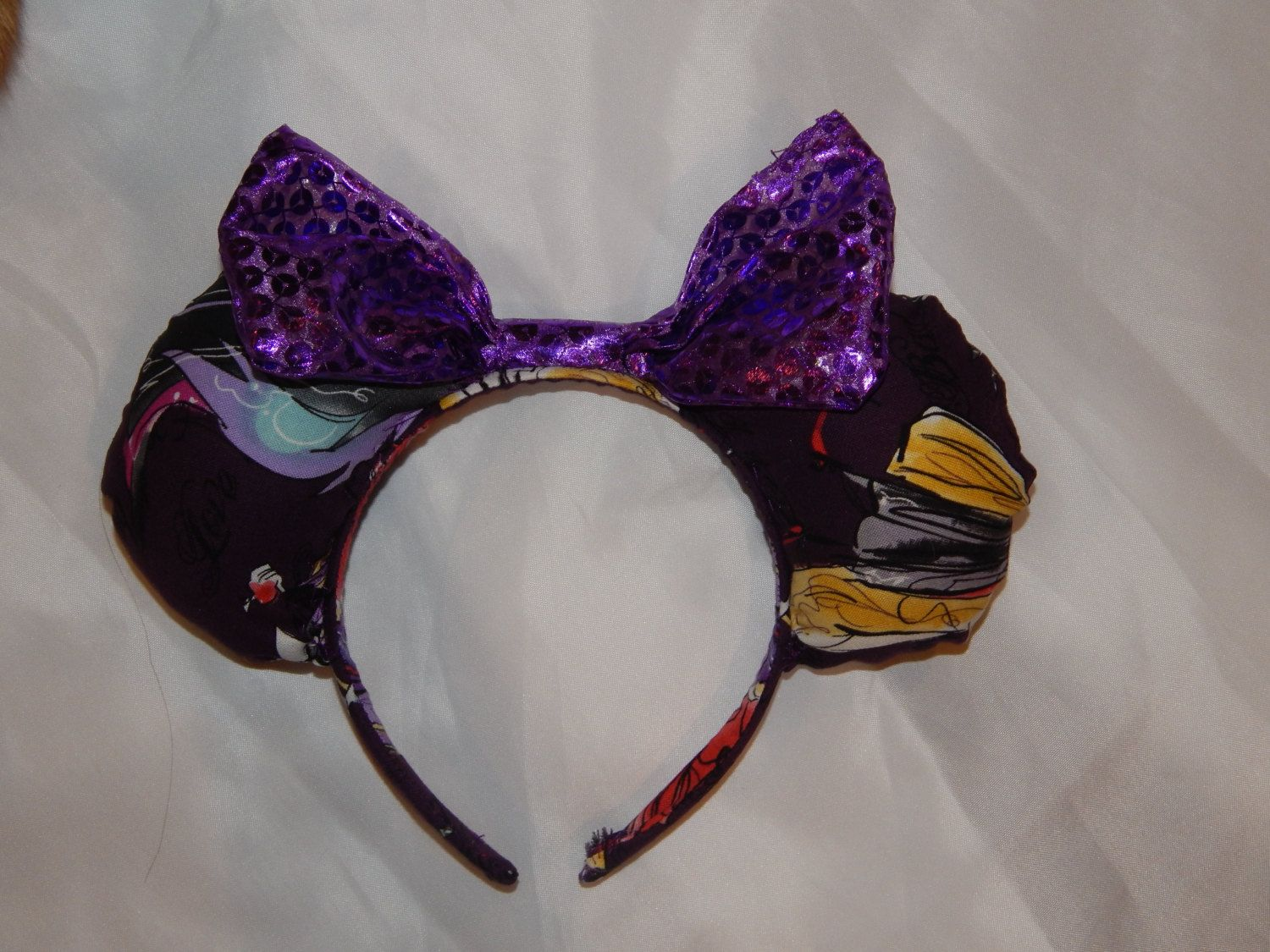 Ever Enchanted Villain Ears by EverEnchantedEars on Etsy