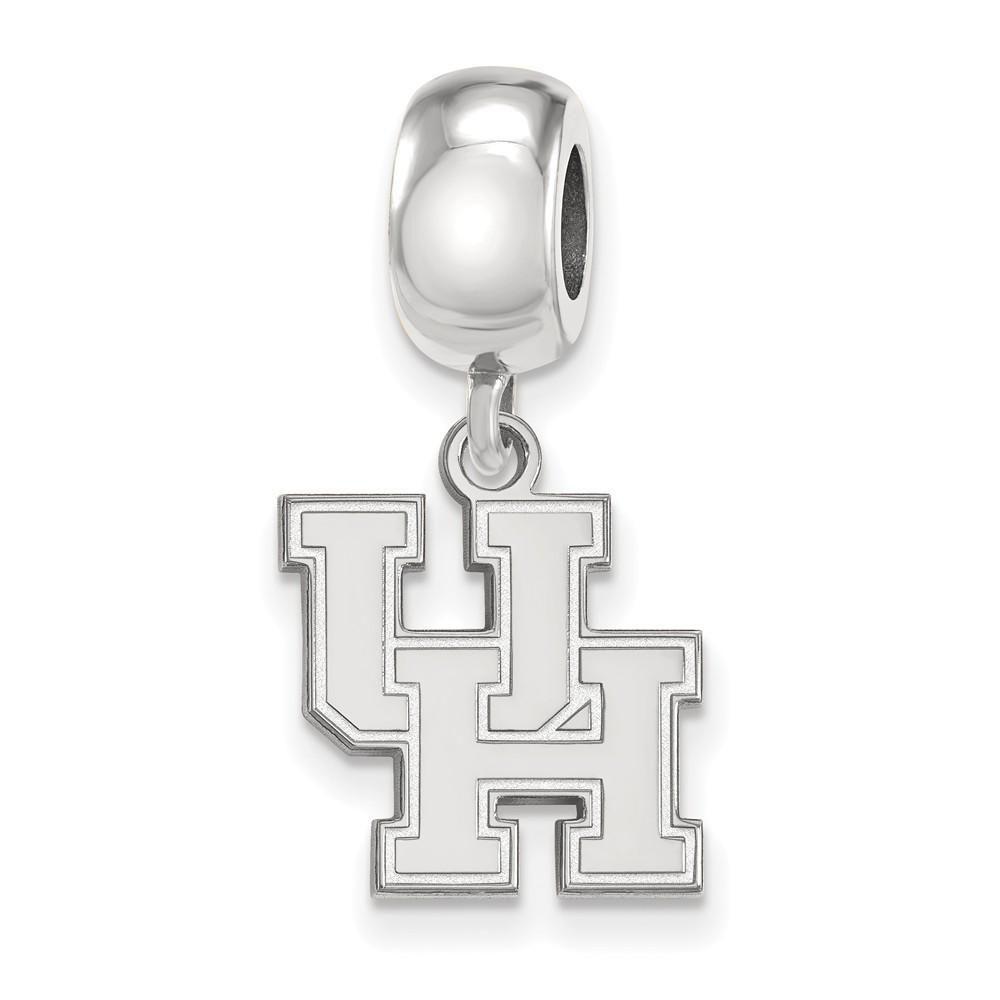 Sterling Silver Rh-plated LogoArt University of Houston Lapel Pin Sterling Silver
