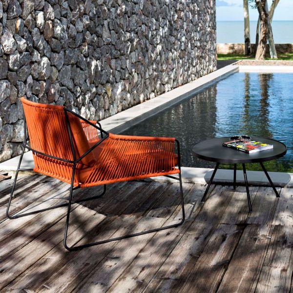 Le mobilier de jardin annonce la couleur   Fauteuil , canapé ...