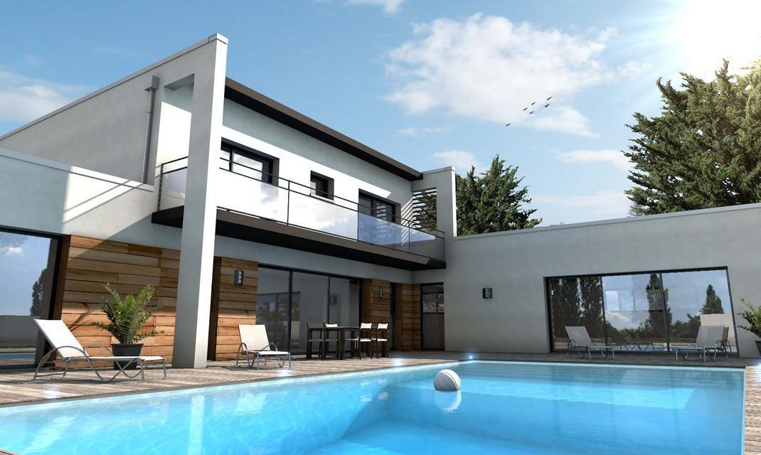 Maison moderne bord de mer Depreux Construction Maisons de rêve