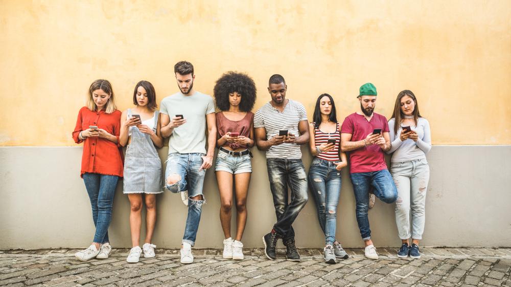 Digital Wellness Social Wellness Generation Z Millennials Generation