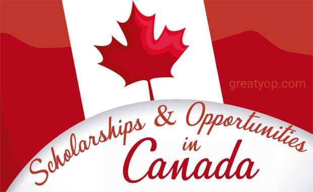 Study in Canada Scholarships 2020-2021 for International ...