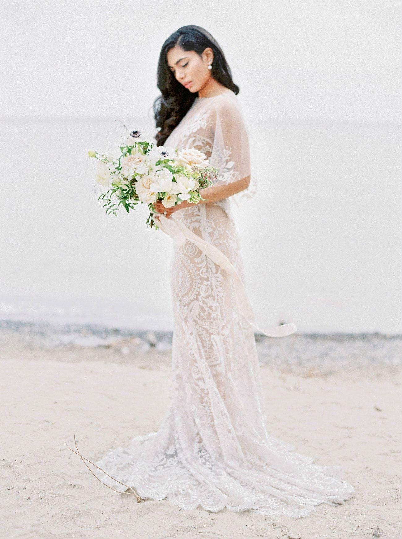 Sheer wedding dress   Chic u Sheer Wedding Dresses from Etsy  SouthBound Bride  Dream