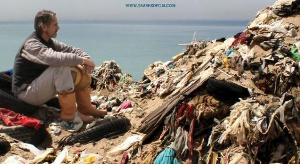 Découvrez le documentaire #trashed : ourvons les yeux sur l'état de notre planète ! #ecologie #0dechet