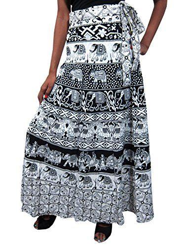 b5be1afad9 Indian Maxi Wrap Skirt Sarong Hippie Gypsy Boho Wraparound Skirts, Gift  Idea #mogulinterior #skirt #printedskirt #longskirt #shortskirt  #indianskirt ...