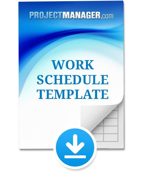 Project Management Templates - ProjectManager Employment - spreadsheet for project management