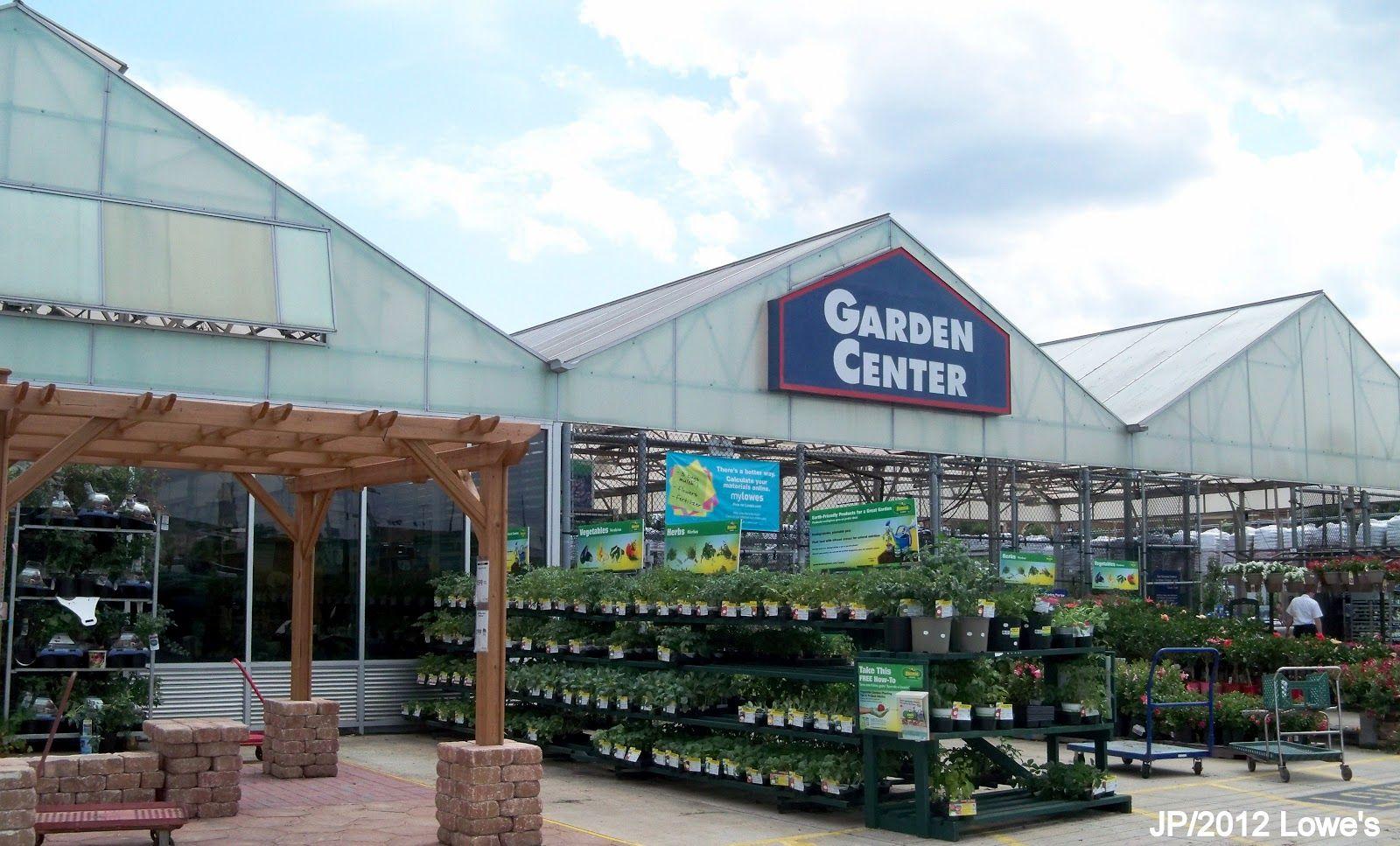 Lowe's Home Improvement Garden Center - info on financing ...