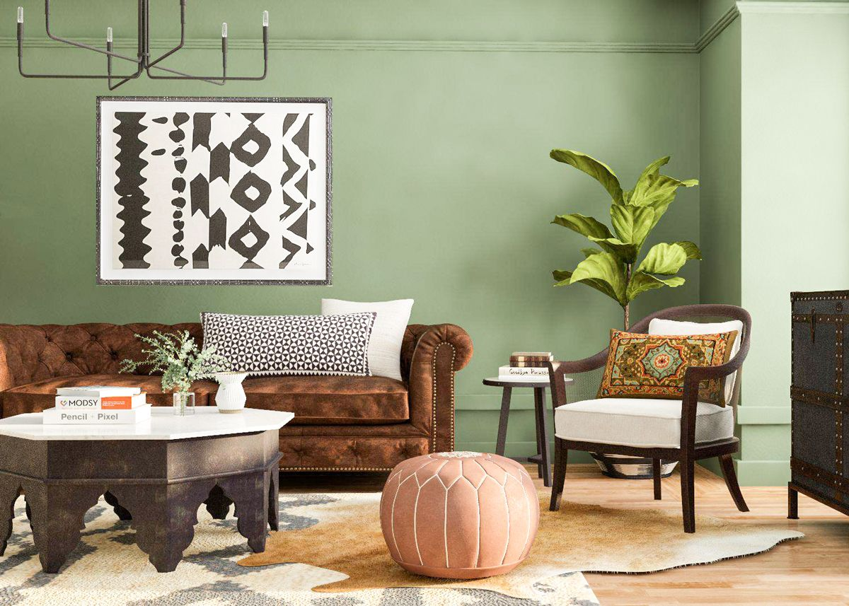 Rustic Eclectic Living Room Design Ideas Living Room Design