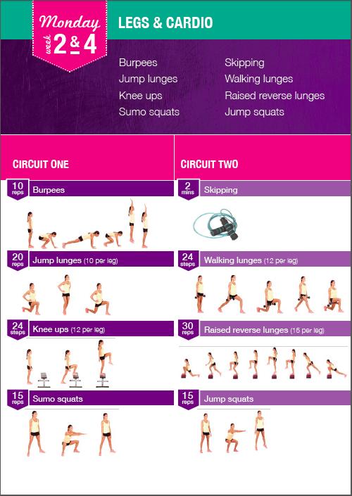 kayla itsines bikini body guide pdf